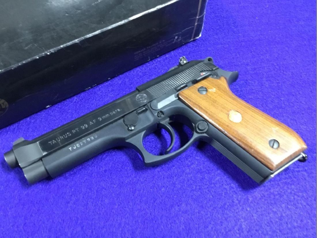 Taurus 9MM Model PT 99AF - 2