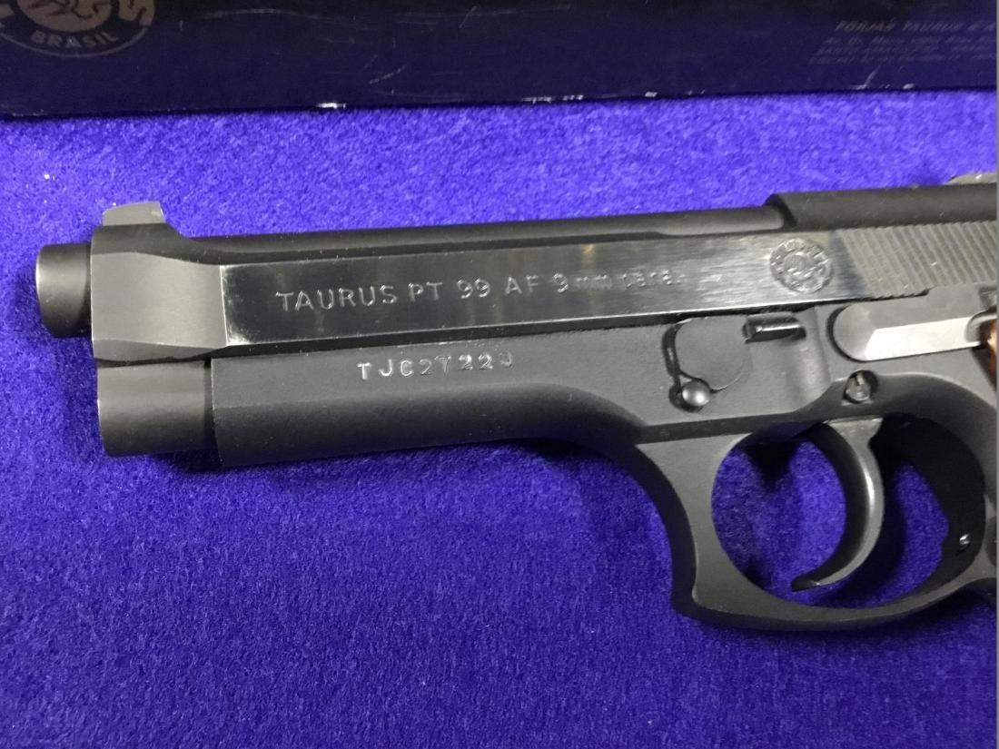 Taurus 9MM Model PT 99AF - 3