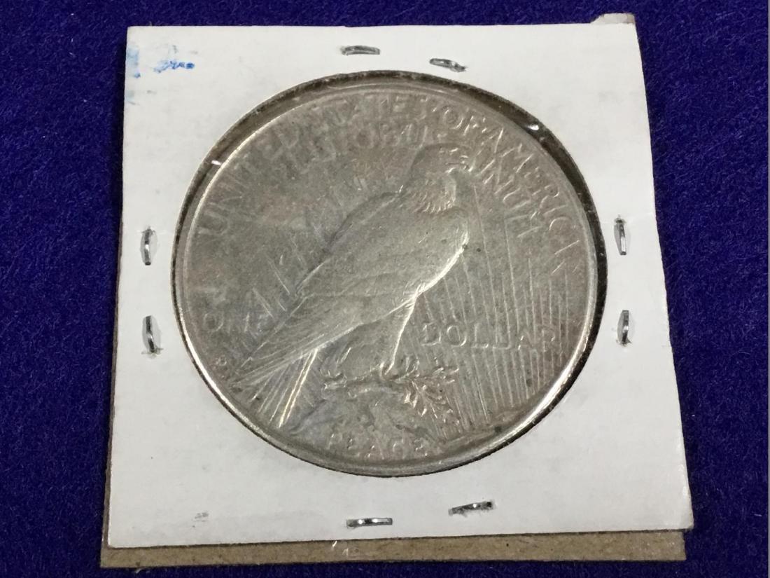 1925 S Peace Dollar - 2