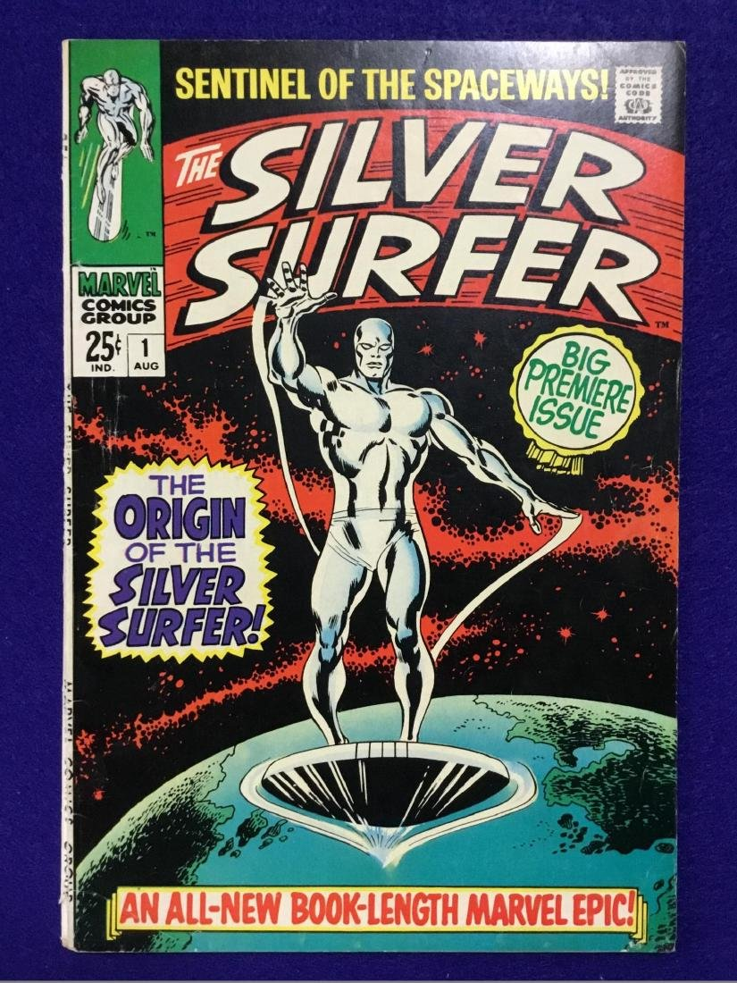 The Silver Surfer Number 1