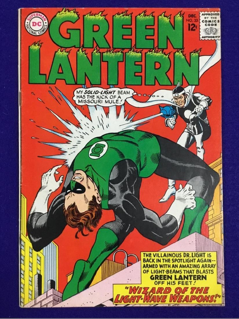 Green Lantern no. 33