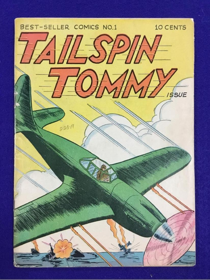Tail Spin Tommy no. 1