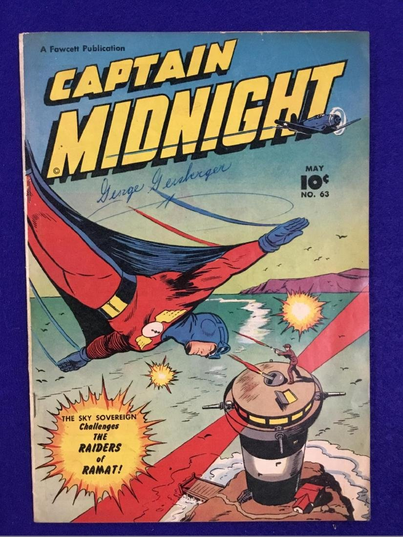 Captain Midnight no. 63