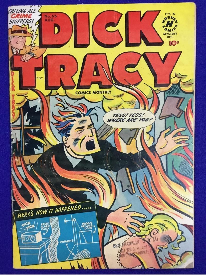 Dick Tracy no. 66