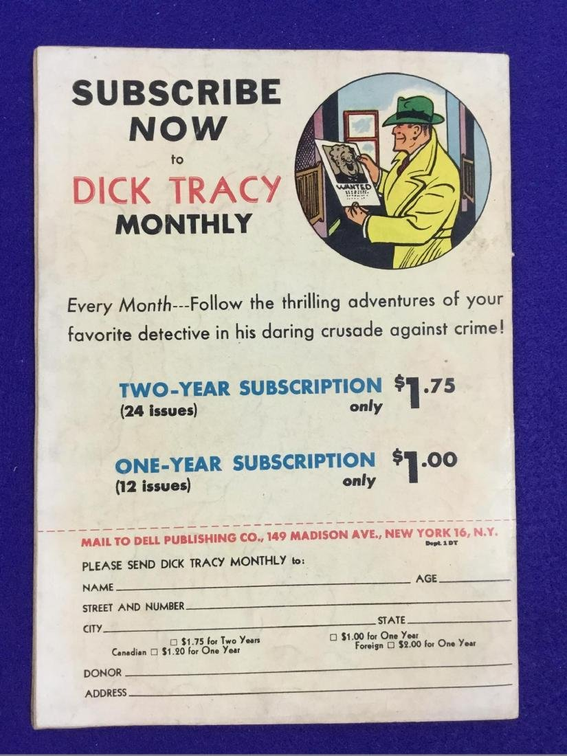 """Dick Tracy monthly """"jan"""" - 2"""