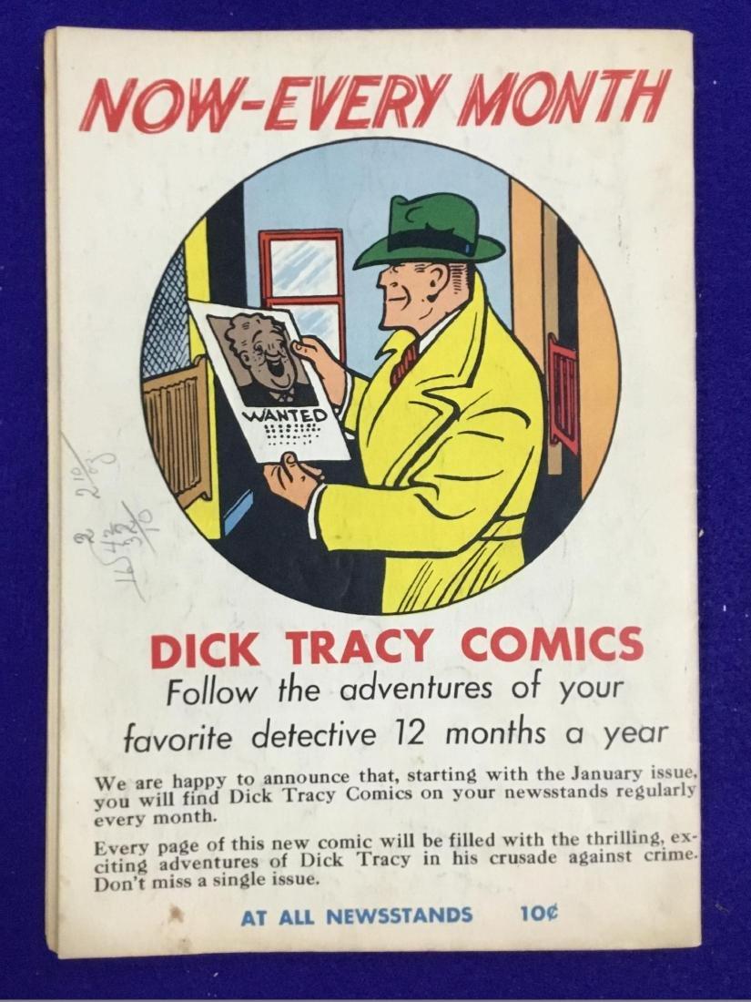 Super Comics featuring Dick Tracy , December - 2