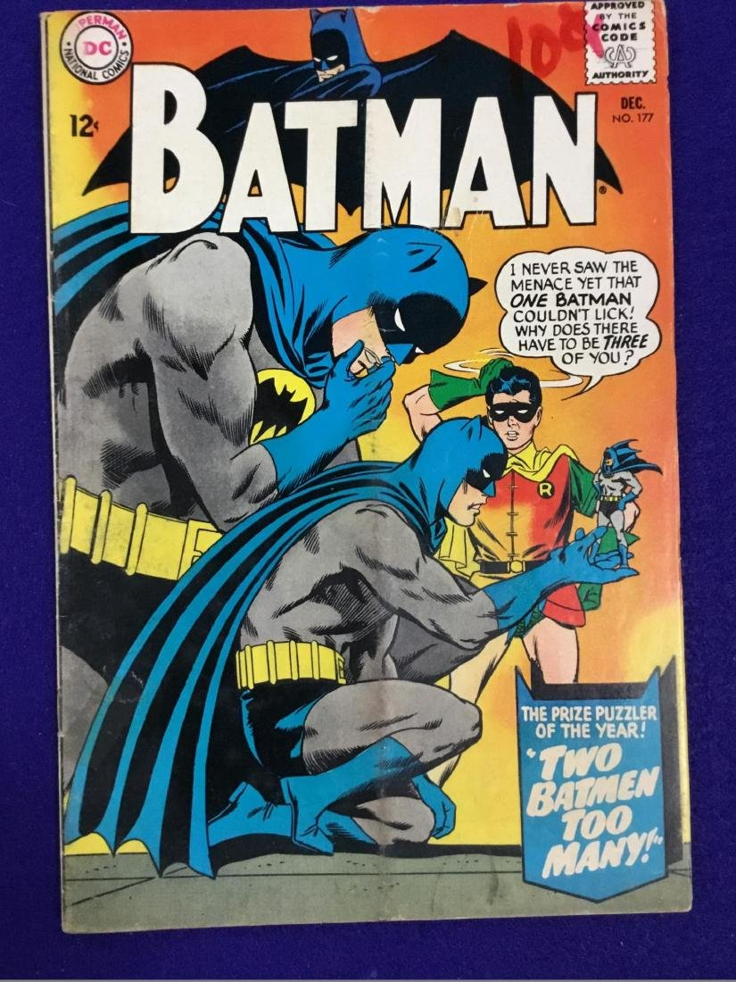 Batman No. 177