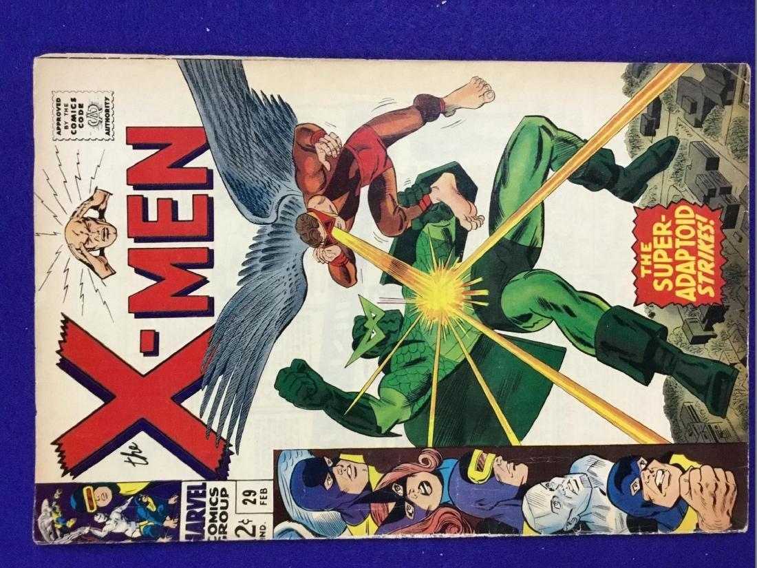 X Men No. 29