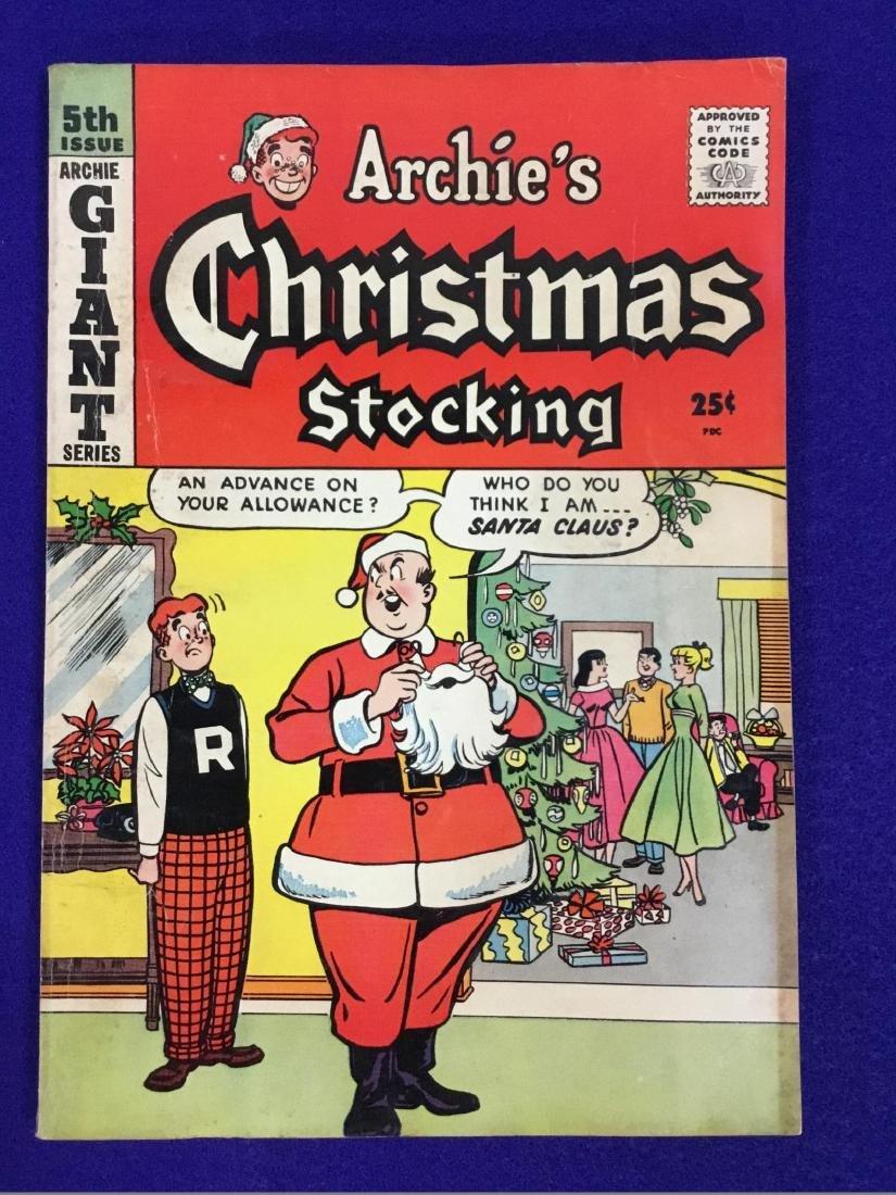 Archies Christmas Stocking no. 5