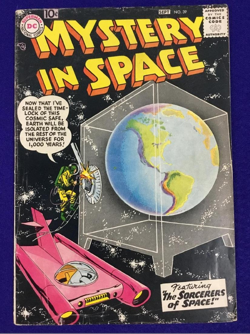 Mystery in Space no. 39