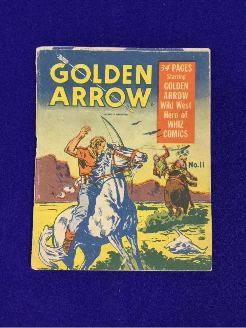 1942 Golden Arrow No. 11