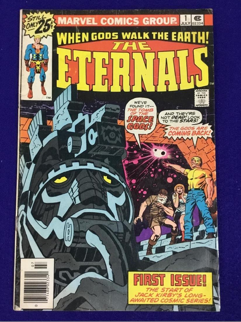The Eternals no. 1