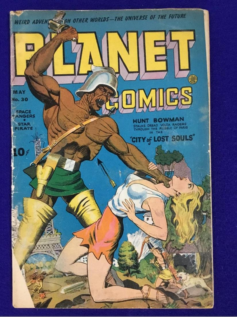 Planet Comics No. 30