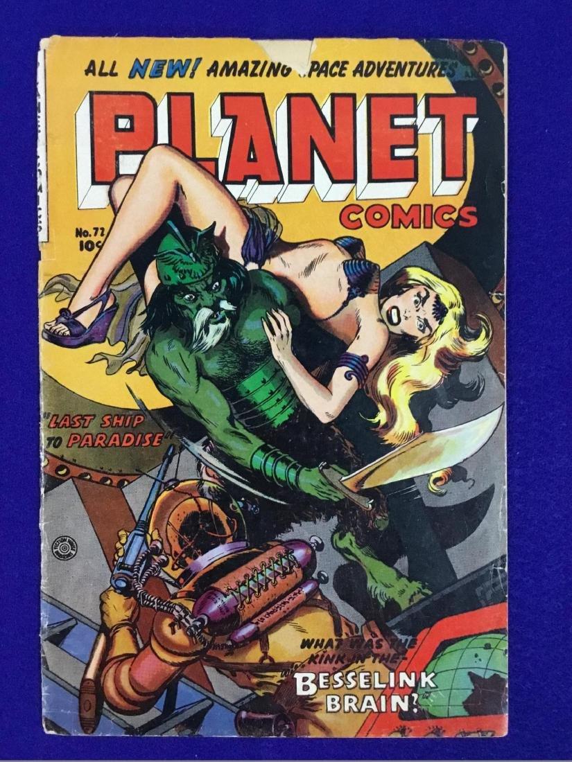 Planet Comics No. 72