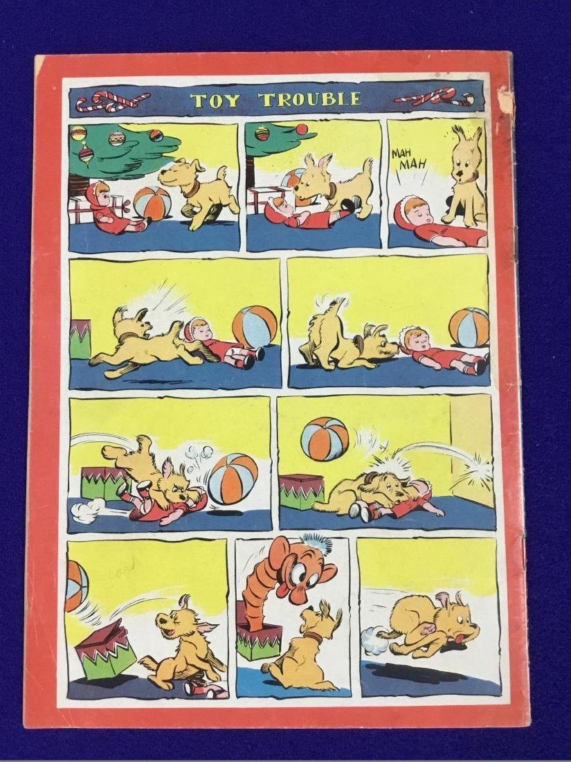Dell Santa Claus Funnies no. 91 - 2