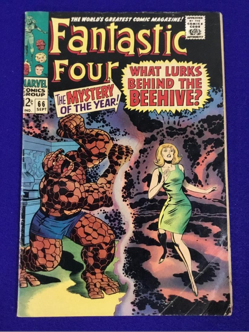 Fantastic Four no. 66