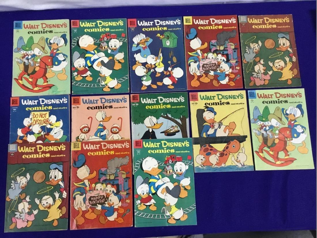 Walt Disney's Comics and Stories no.