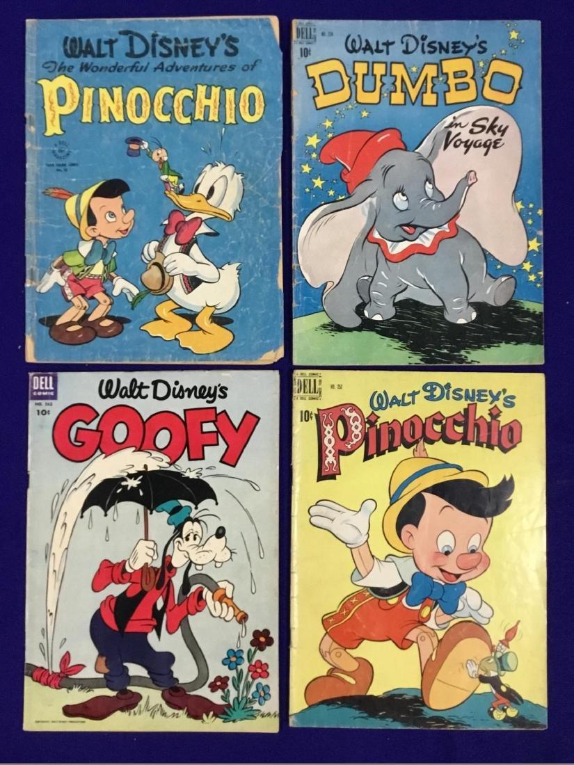 Walt Disney's Comics and Stories Pinocchio no. 92,