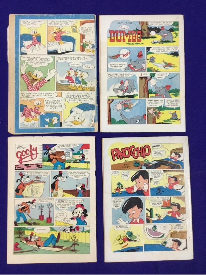 Walt Disney's Comics and Stories Pinocchio no. 92, - 2