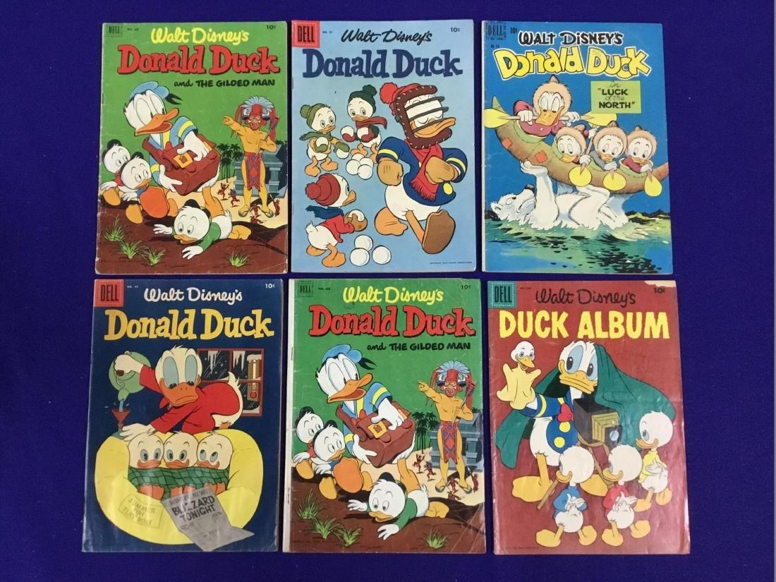 Walt Disney's Donald Duck no. 422,51,259,44,422,649