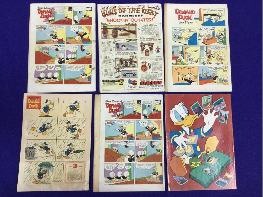 Walt Disney's Donald Duck no. 422,51,259,44,422,649 - 2