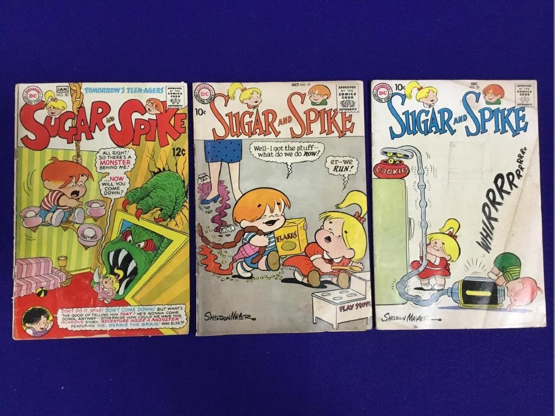 Sugar and Strife DL Comics no. 80,19,20