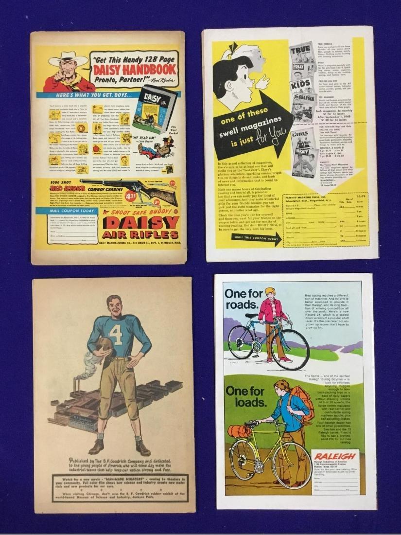 True Sport no. 12, True Comics no. 79, Champion Sports - 2