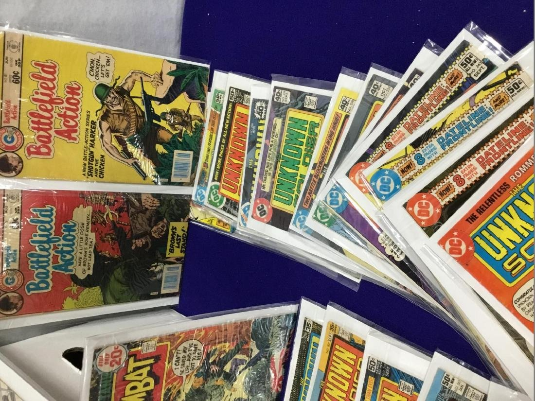 Lot of 100 Comics - 4