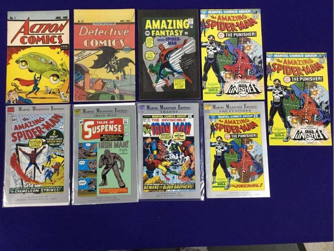 Marvel Milestone Edition no. 55,129,39,1, The Amazing