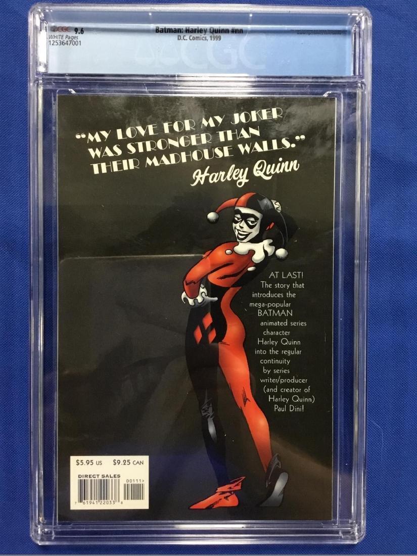 Batman Harley Quinn #nn CGC 9.6 - 2