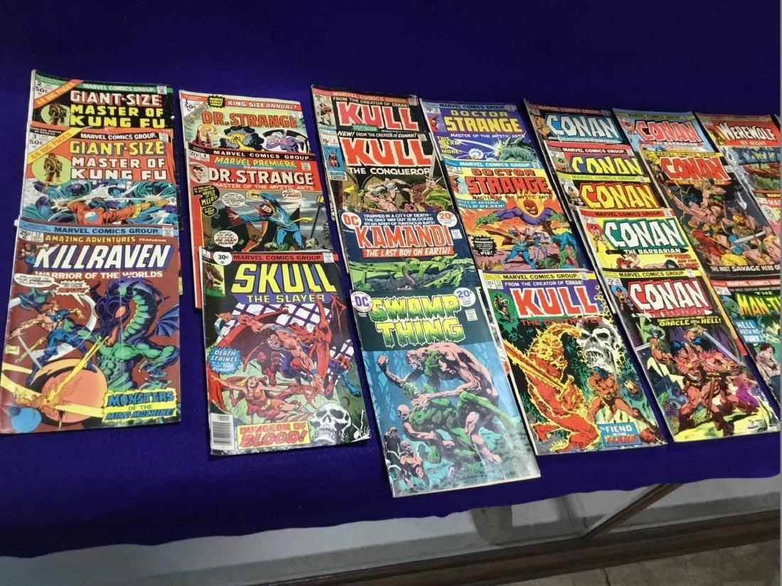 Lot of 32 Various Comics