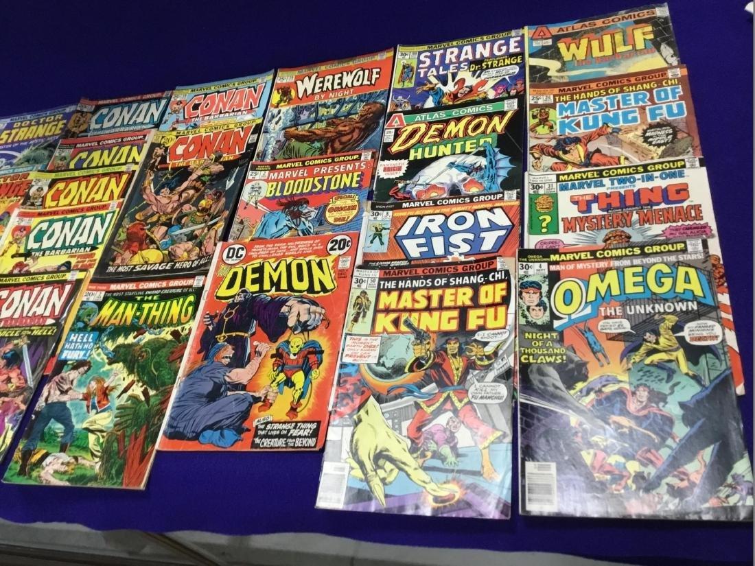 Lot of 32 Various Comics - 2