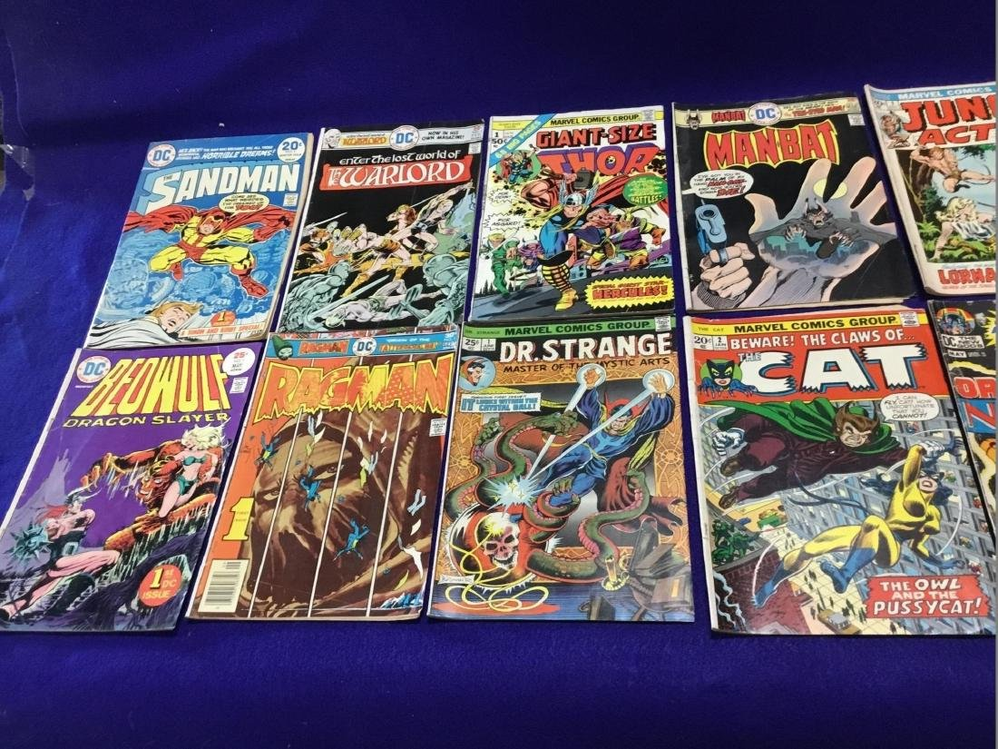 Lot of 12 Various Comics - 2
