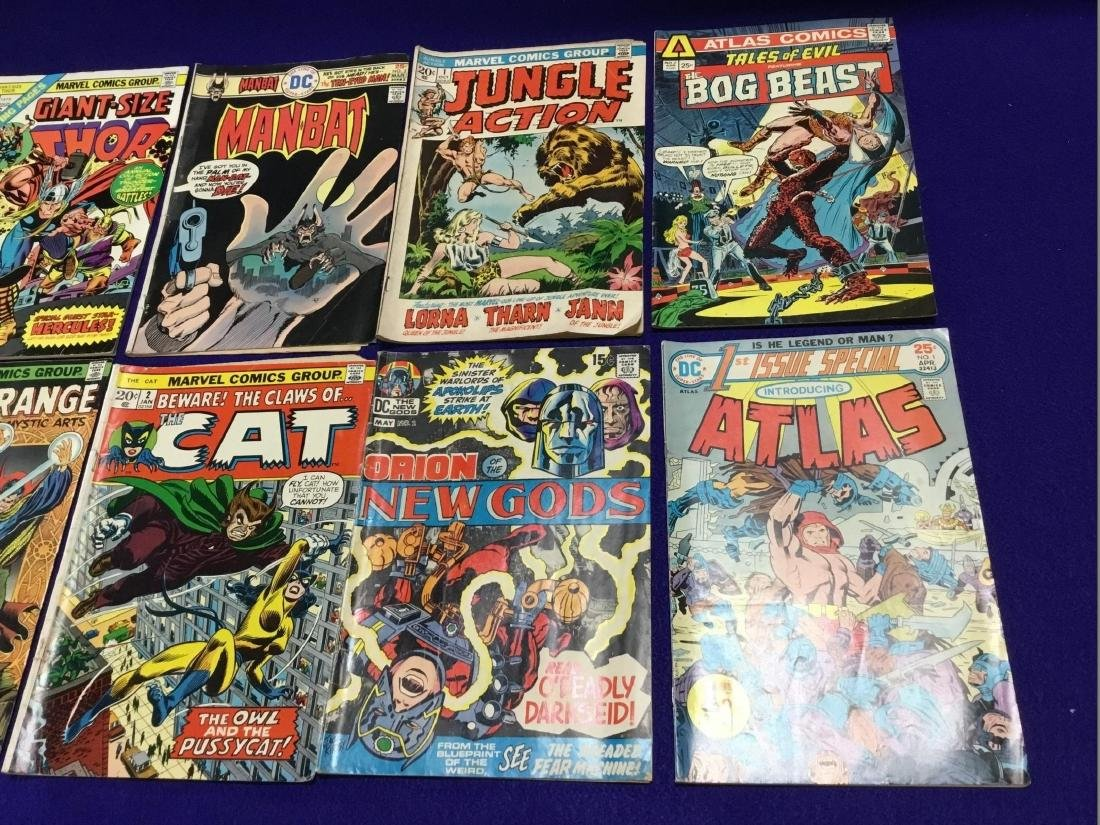 Lot of 12 Various Comics - 3