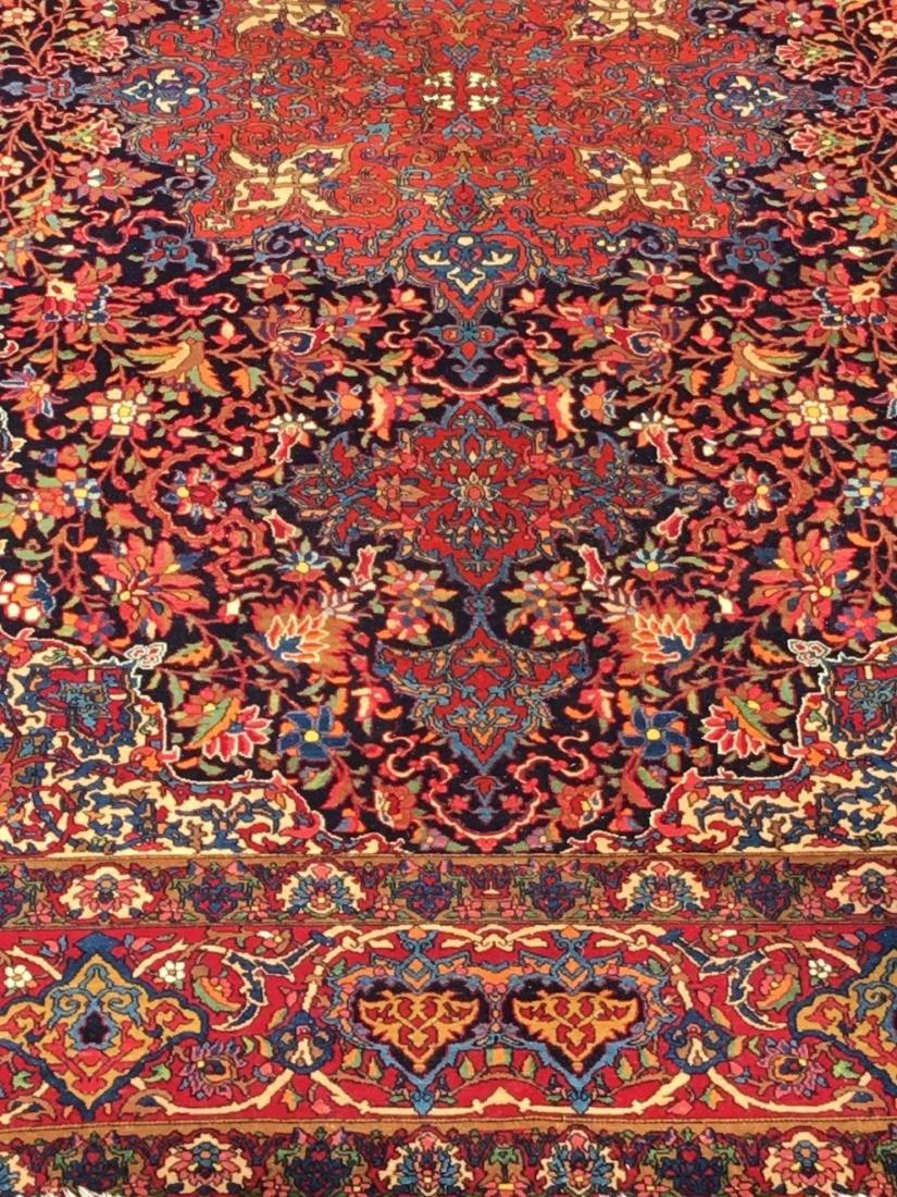 Antique Persian Kashan, last quarter 19th century - 2