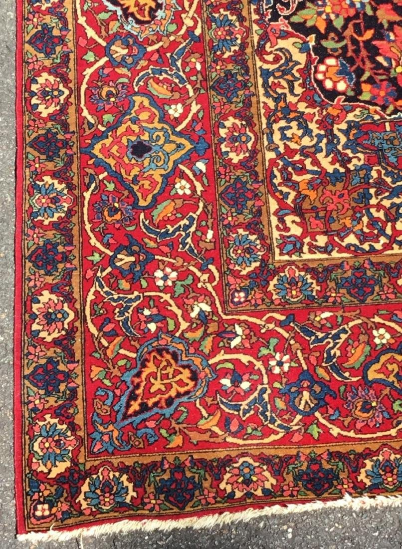 Antique Persian Kashan, last quarter 19th century - 3