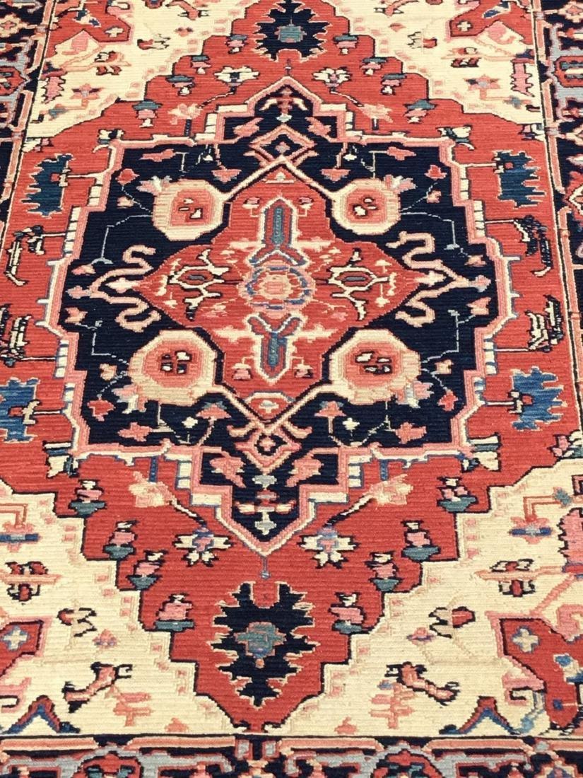 Persian Serapi area rug - 2