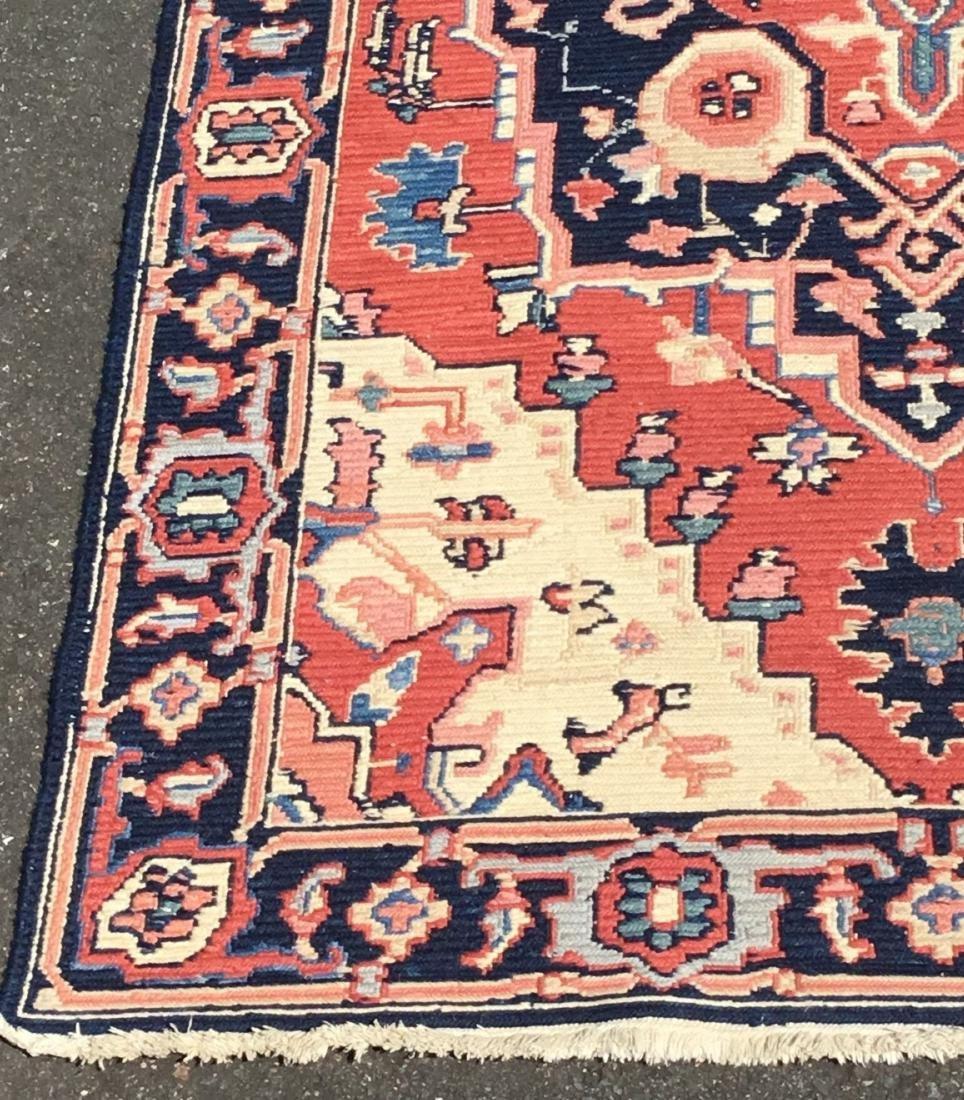 Persian Serapi area rug - 3