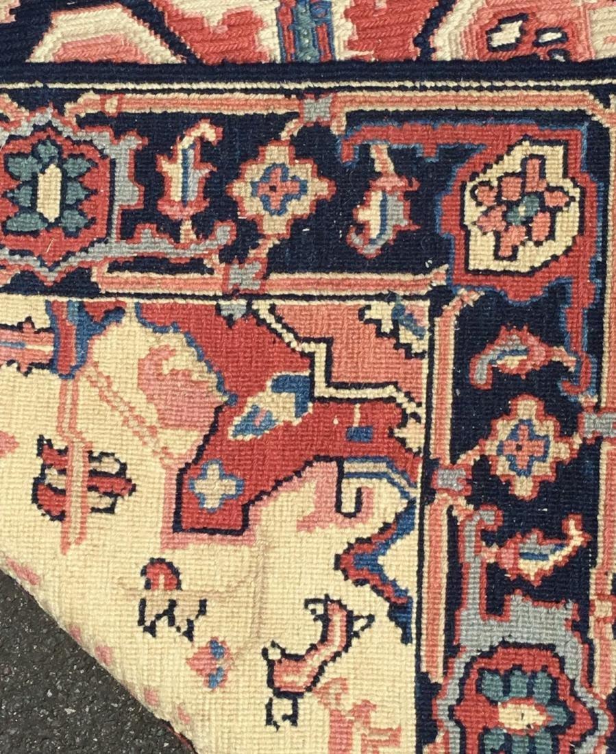 Persian Serapi area rug - 4
