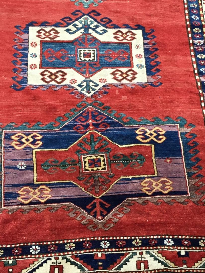 Antique Caucasian Fachralo Kazak, last quarter 19th - 2
