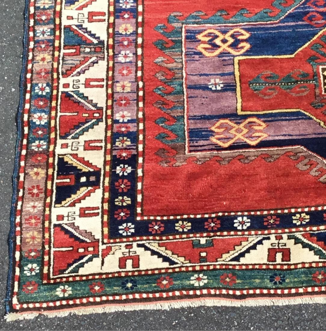 Antique Caucasian Fachralo Kazak, last quarter 19th - 3