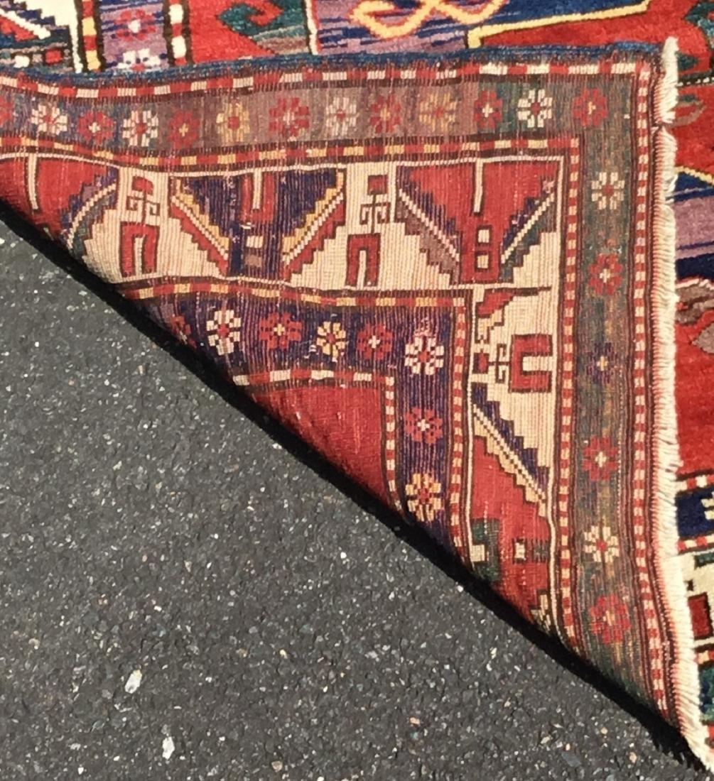 Antique Caucasian Fachralo Kazak, last quarter 19th - 4