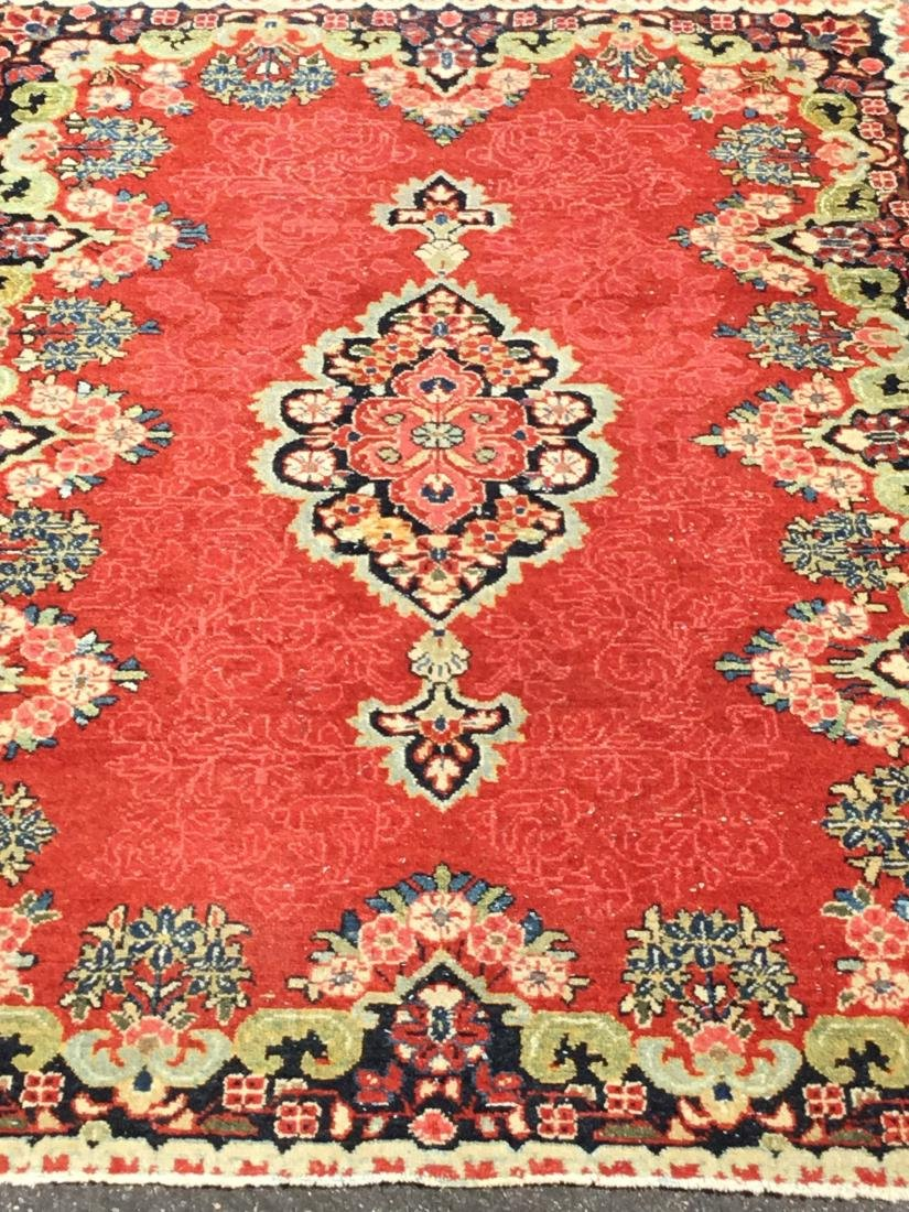 Antique Persian Kerman area rug, 1st quarter 20th - 2