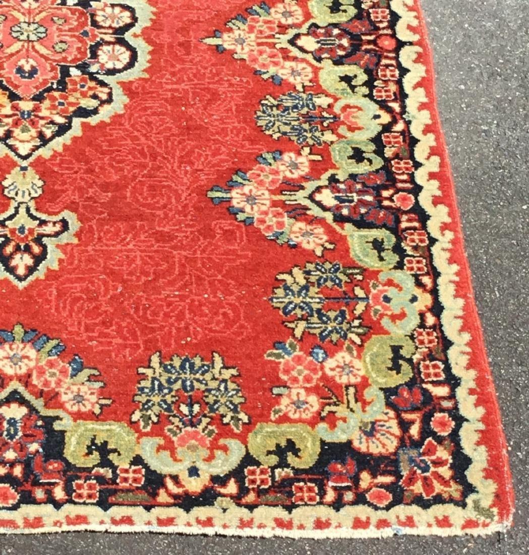 Antique Persian Kerman area rug, 1st quarter 20th - 3