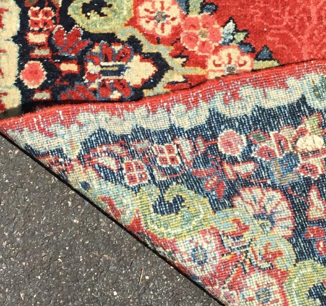 Antique Persian Kerman area rug, 1st quarter 20th - 4