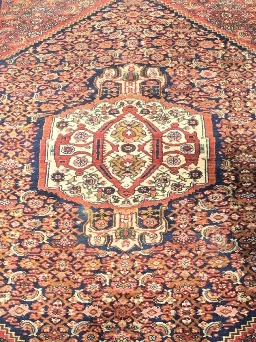 Antique Persian Bidjar area rug, circa 1900 - 2