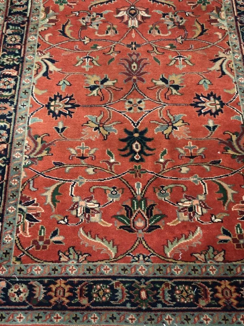 Indo Sarouk area rug, 20th century - 2