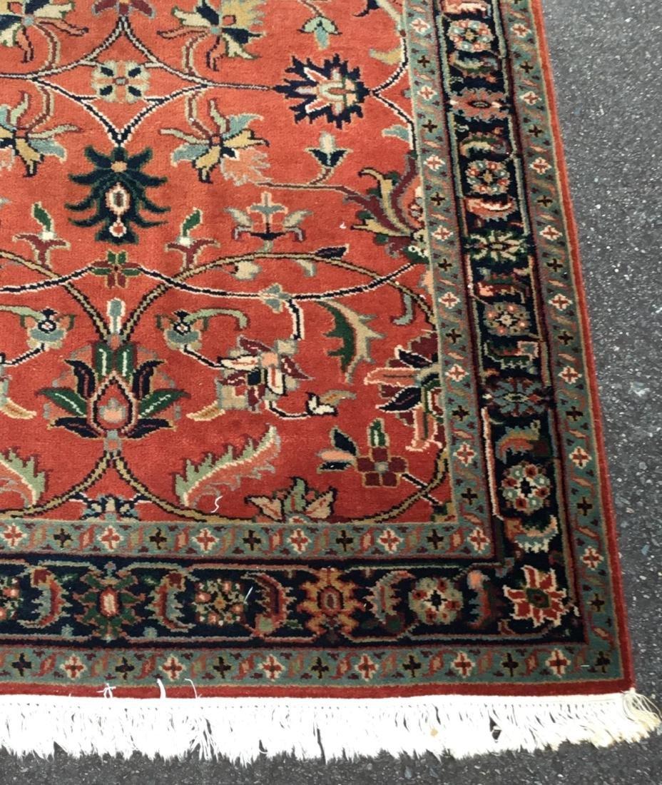 Indo Sarouk area rug, 20th century - 3