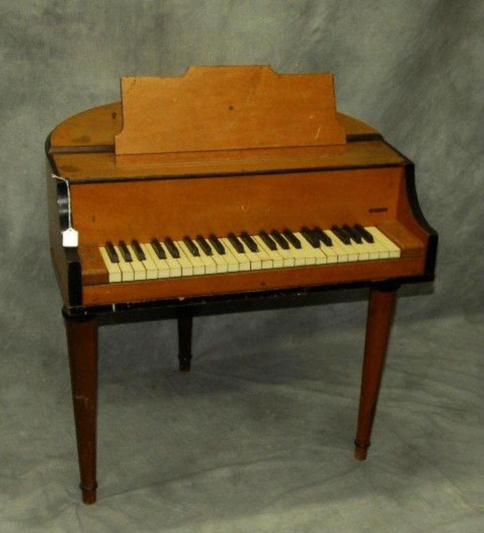 Rudolph Wurlitzer Co. Student Butterfly Piano