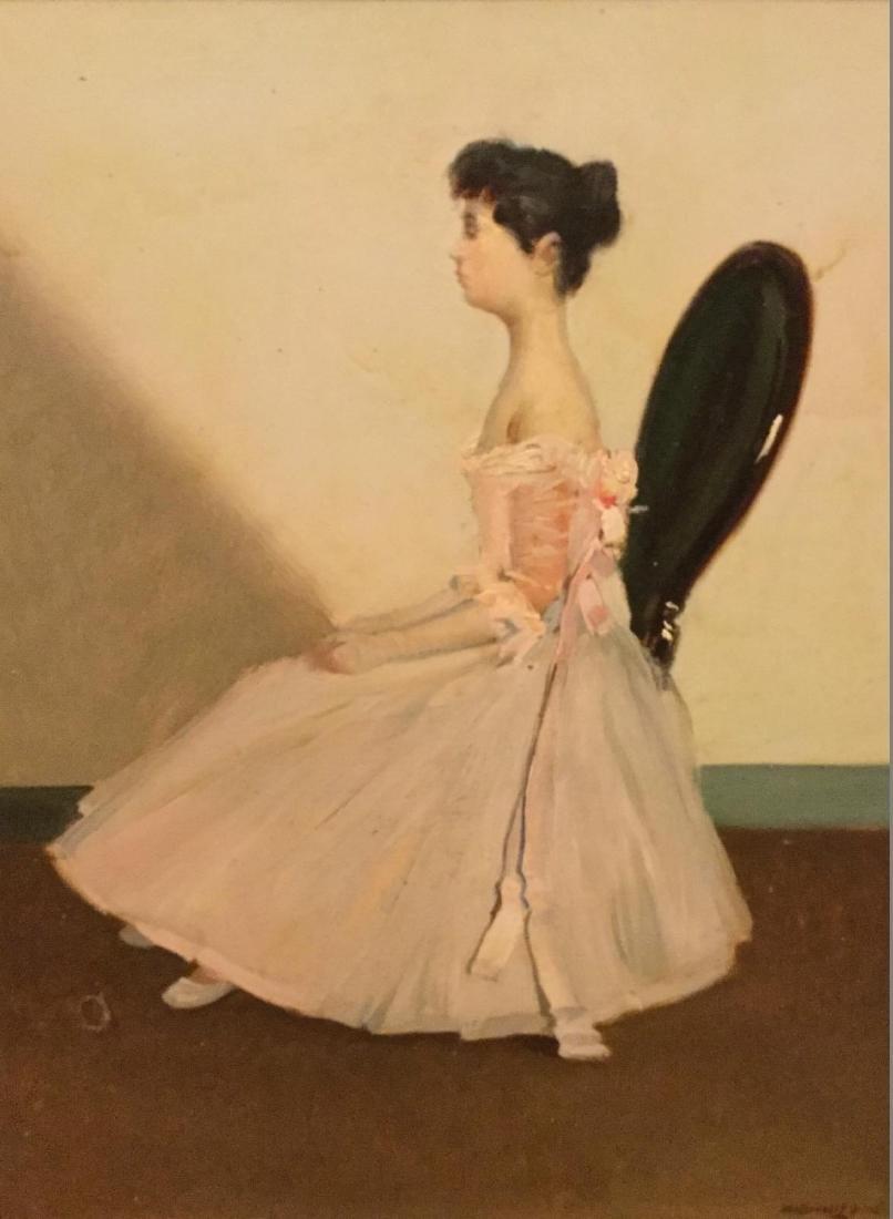 Armando Miravalls Bove, Spanish 1919-1978 Oil on Canvas - 2
